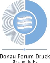 Donau Forum Druck Logo